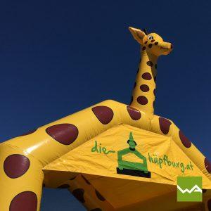 Luftburg Giraffe 2