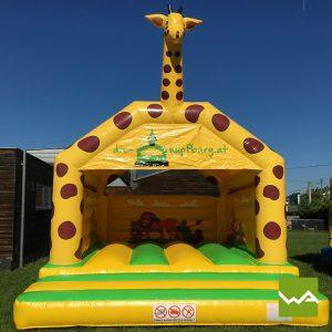 Luftburg Giraffe 1