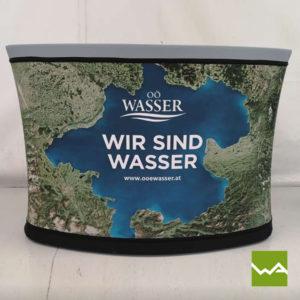 Pneu Messetheke - AIRMACHINE C-Shape OÖ Wasser