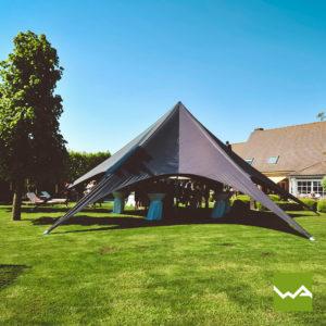 Sternzelt - Star Tent 6