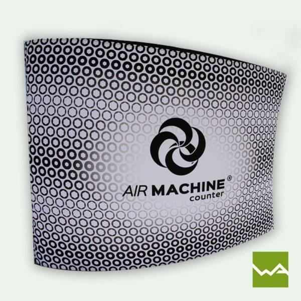 Pneu Messetheke - Airmachine C-Shape Titelbild