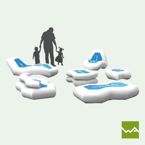 Aufblasbare Sitzmöbel - Airmachine Furniture 5