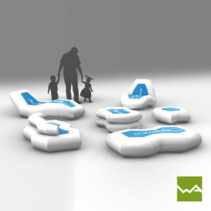 Aufblasbare Sitzmöbel - Airmachine Furniture 4