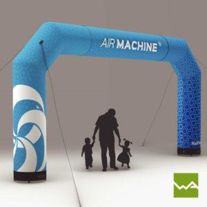 4in1 Torbogen - Airmachine Arch 4in1 Detailbild 6