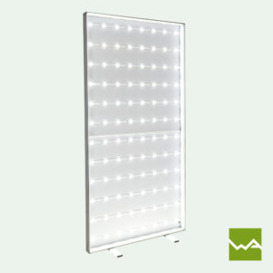 LED Leuchtkasten - Lightbox SINGLE 2 3