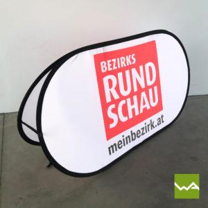Pop out Banner Bezirksrundschau