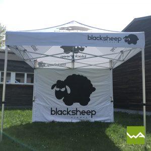 Faltzelt - Black Sheep 7