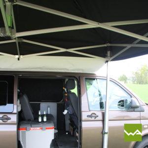 Bus Vorzelt / VW T5 und T6 Faltzelt 2