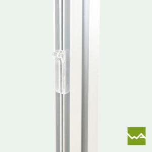 Messetheke für LED Leuchtkasten Lightbox 6