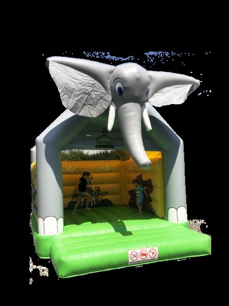 Elefant Hüpfburg