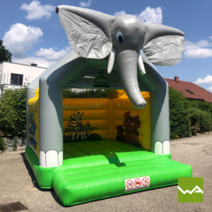 Elefanten Hüpfburg 6