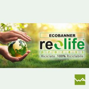 Endlosbanner Relife Ecobanner 1