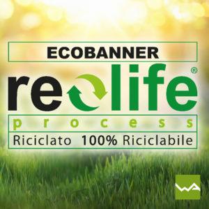 Endlosbanner Relife Ecobanner 2