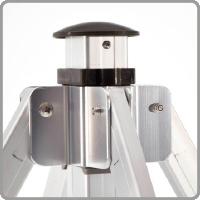 Faltzelte Ratgeber / Faltzelt Kaufberatung - Aluminiumteile ohne scharfe Kanten