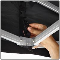 Faltzelte - Dachspanner