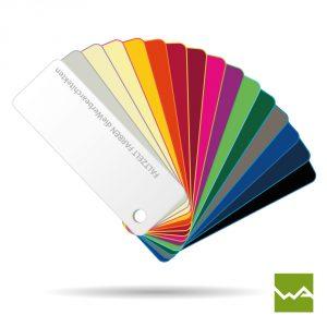 Faltzelt Farben - Farbpalette Faltzelte