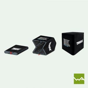 Flatcube - faltbarer Sitzwürfel - Thule 2