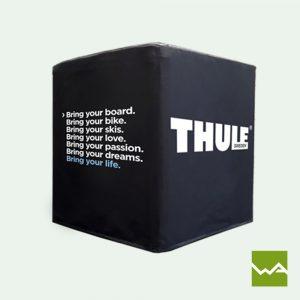 Flatcube - faltbarer Sitzwürfel - Thule