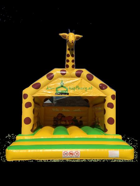 Giraffe Hüpfburg