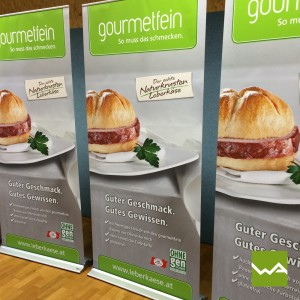 Roll up Expolinc Classic - Gourmetfein