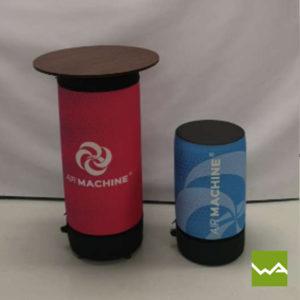 Hocker Table und Pneu Sitzhocker 2