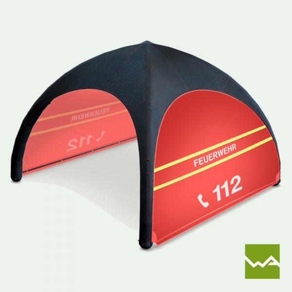 Schnelleinsatzzelt – Humanity Tent – Feuerwehr