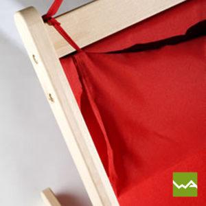 Doppel Liegestuhl PRO Rahmen