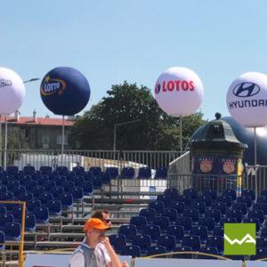 Pneu Leuchtballon Detailfoto 3