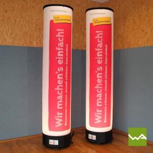 Leuchtsaeule CLASSIC - NOE Umweltverband