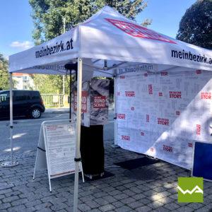 Eventbetreuung Bezirksrundschau Fotobox