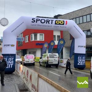 Eventbetreuung Sportland Oberösterreich