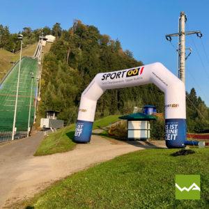 Eventbetreuung Sportland Oberösterreich Hinzenbach