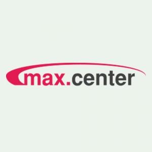 Referenzen - Logo MaxCenter