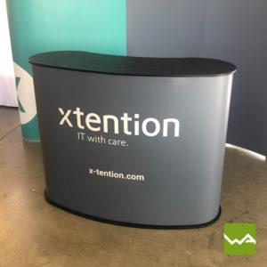 Messetheke Magnetic Xtension