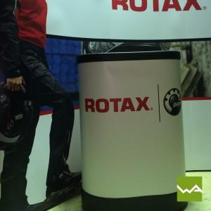 Faltdisplay Pop up MAGNETIC - Rotax
