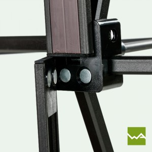 Messewand Pop up MAGNETIC - Detailbild 1
