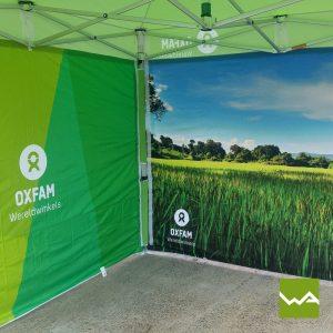 Oxfam 2 Faltpavillon