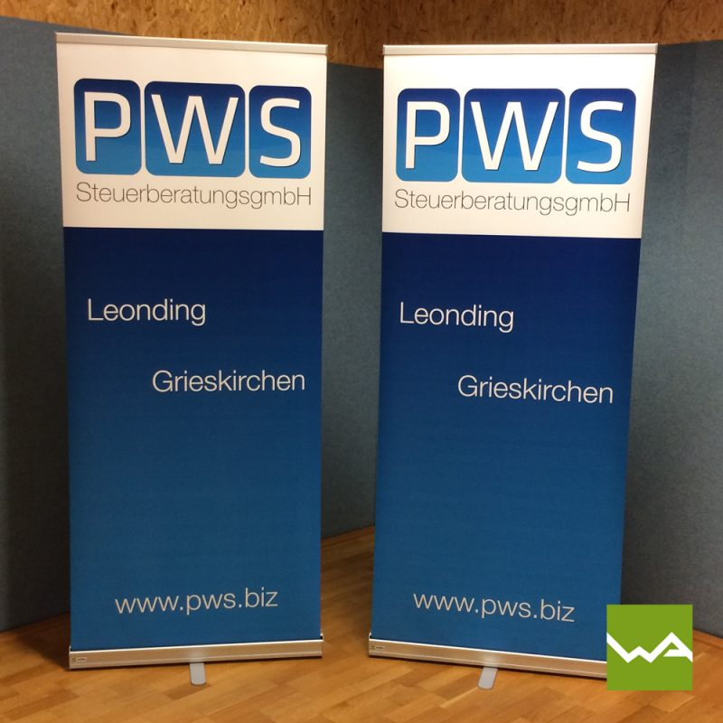 Roll up ECO - Steuerberatung PWS 4