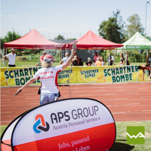 Pop Out Banner Sportbanner APS Group