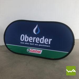 Pop Out Banner Sportbanner Obereder 1