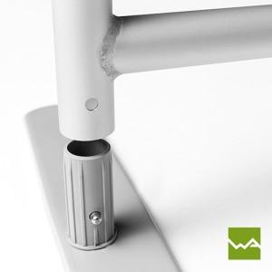 Zipper Pressewand / Werbewand-STRAIGHT-Detailbild-2