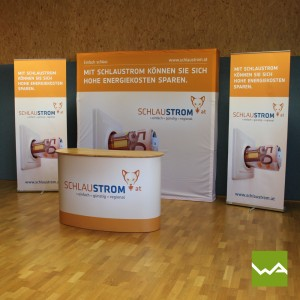 Roll ups Expolinc Compact - Schlaustrom