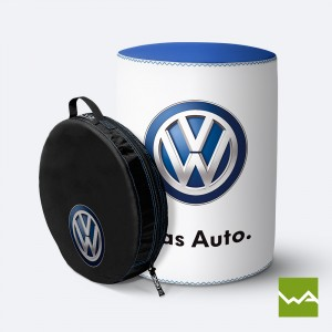 Sitzhocker – Sitting Tube – Volkswagen