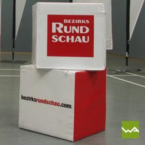 Sitzwuerfel EXCLUSIVE – Bezirksrundschau