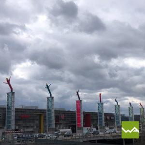 Skydancer Varena Einkaufszentrum 2