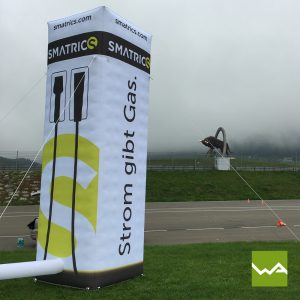 Aufblasbarer Tower / Turm - Smatrics 2