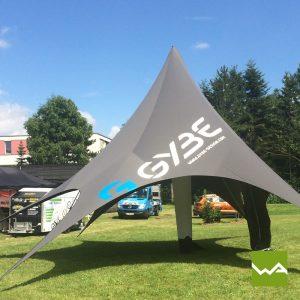 Aufblasbares Sternzelt - GYBE Star Lounge