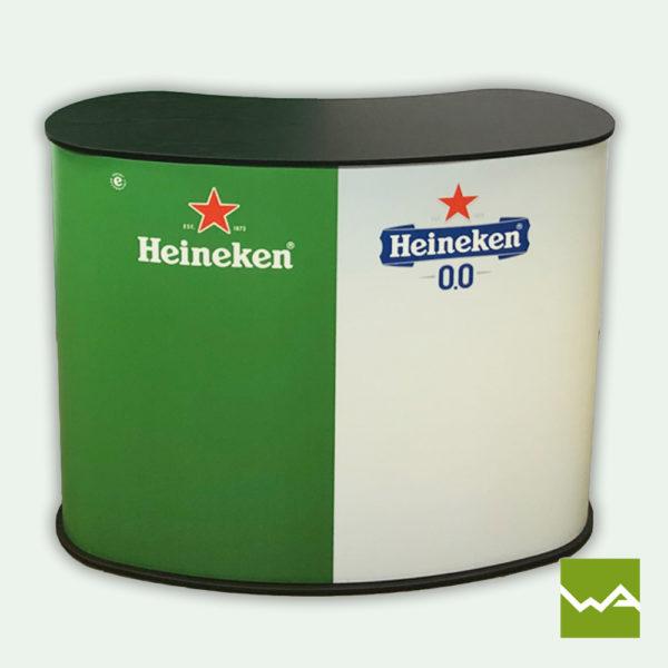 Lamellen Counter Heineken Titelbild