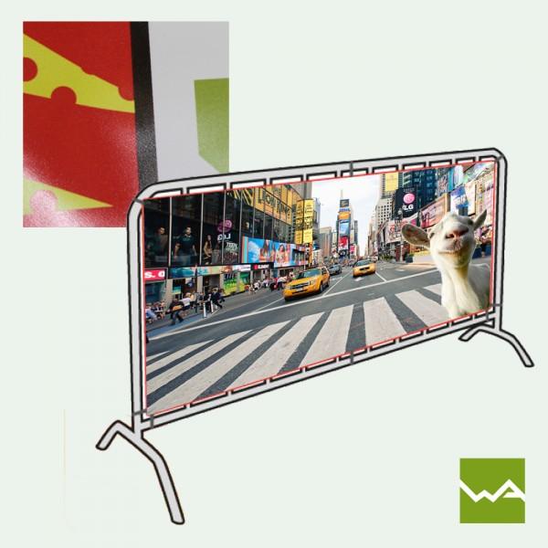 Werbebanner PVC / Werbeplanen / PVC Banner - Titelbild