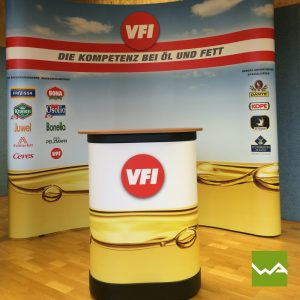 Messewand Pop up MAGNETIC - VFI 4